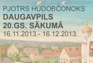 "Pjotrs Hudobčonoks ""Daugavpils at the Beginning of the 20th Century"""