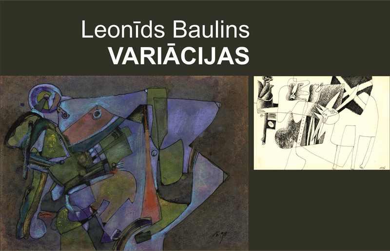"""Leonīds Baulins """"Variācijas"""""""