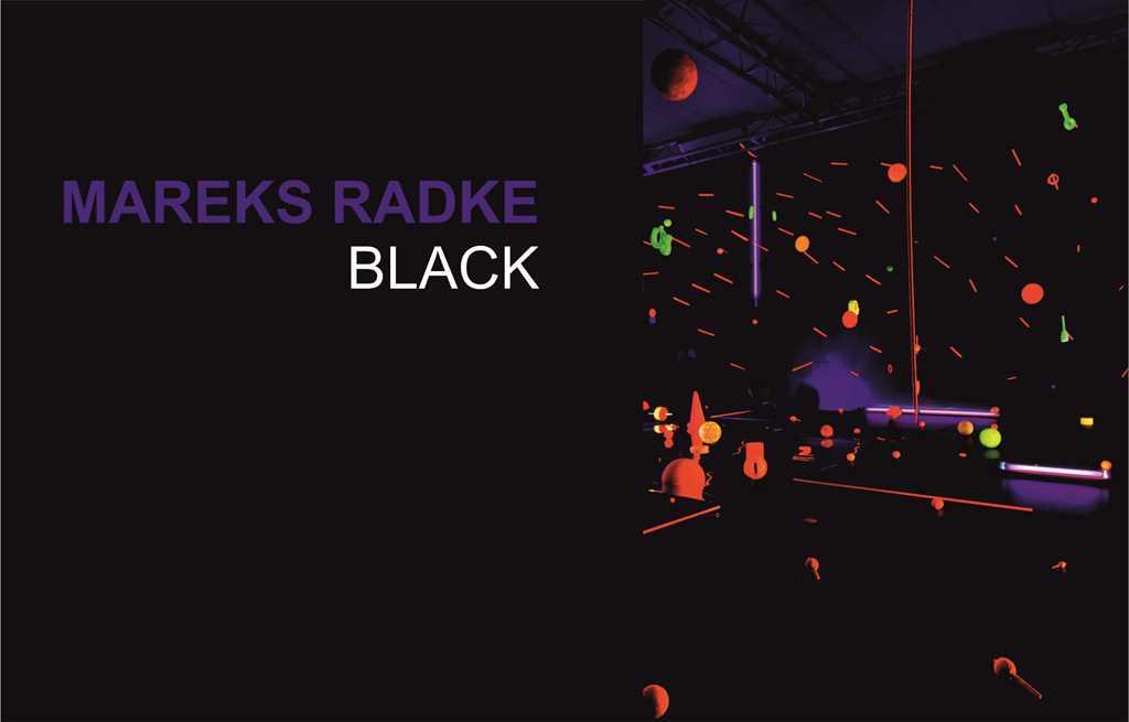 """Mareks Radke """"BLACK"""""""