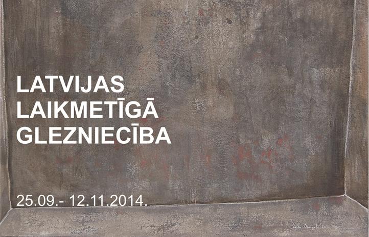 Latvian Contemporary Painting