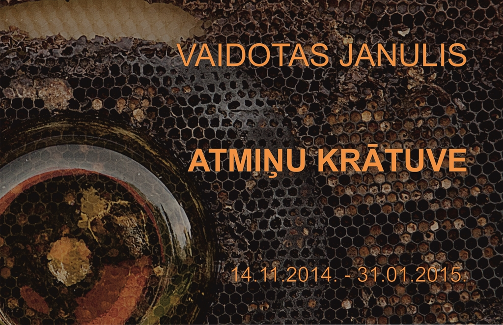 "Vaidotas Janulis  ""ARCHIVES OF MEMORY"""