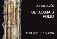 """JURIJS DOJČS """"BEIDZAMAIS FOLIO"""""""