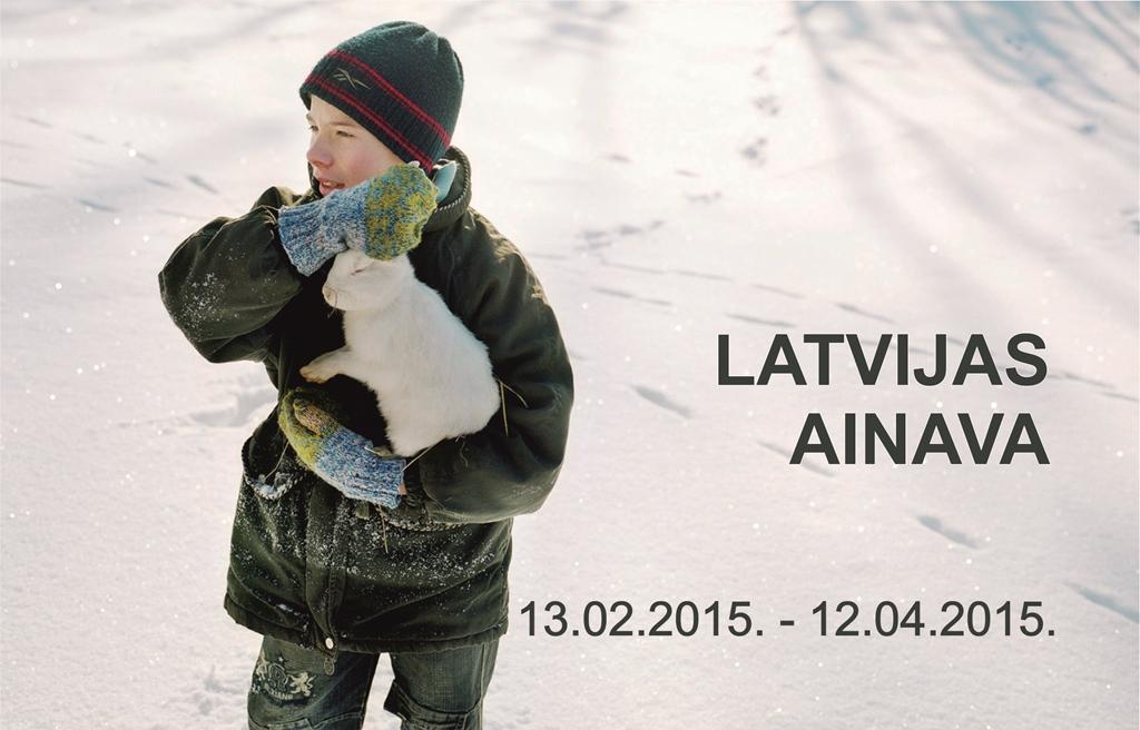 """""""LATVIJAS AINAVA"""""""
