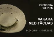 "Eleonoras Pastare ""VAKARA MEDITĀCIJAS"""