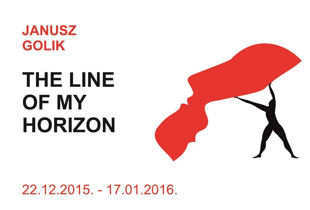 Janusz Golik. The Line of My Horizon.
