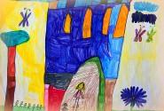 """Zīmējumu konkurss Daugavpils pilsētas bērniem """"Paver Durvis"""""""
