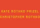 Kate Rothko Prizel & Christopher Rothko
