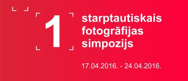PHOTOGRAPHY SYMPOSIUM (APRIL 17-24, 2016)