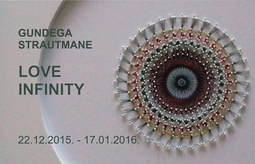 Gundega Strautmane Love infinity