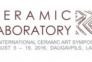 CERAMICS SYMPOSIUM (AUGUST 5-20, 2016)