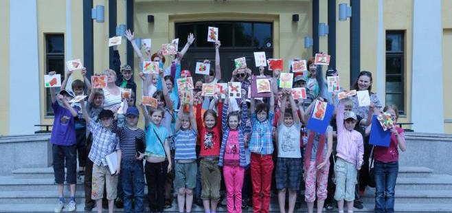 Piedāvājums bērnu un skolēnu grupām (6 - 13 gadi)