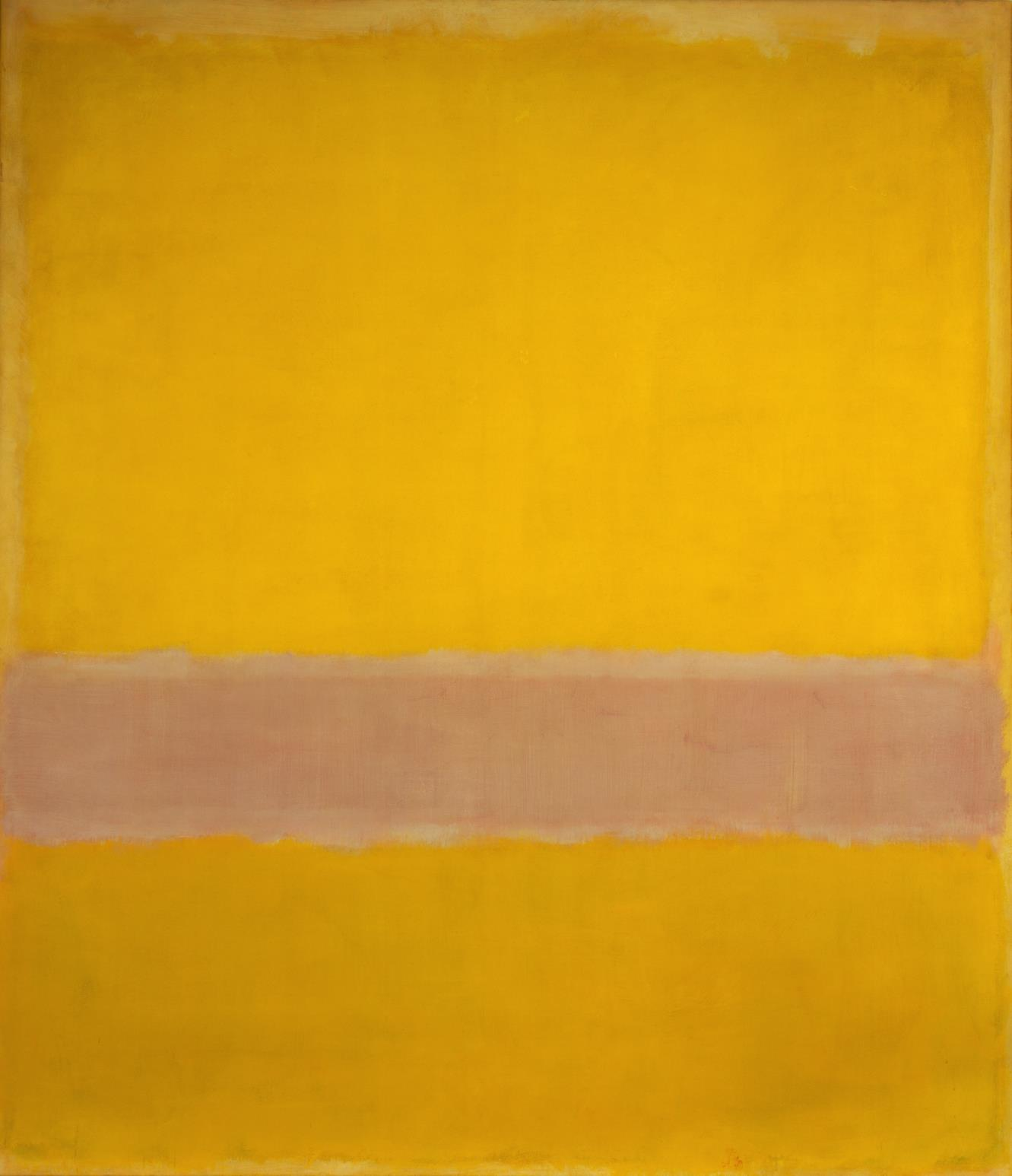 New Exhibition Season And New Works Of Mark Rothko In