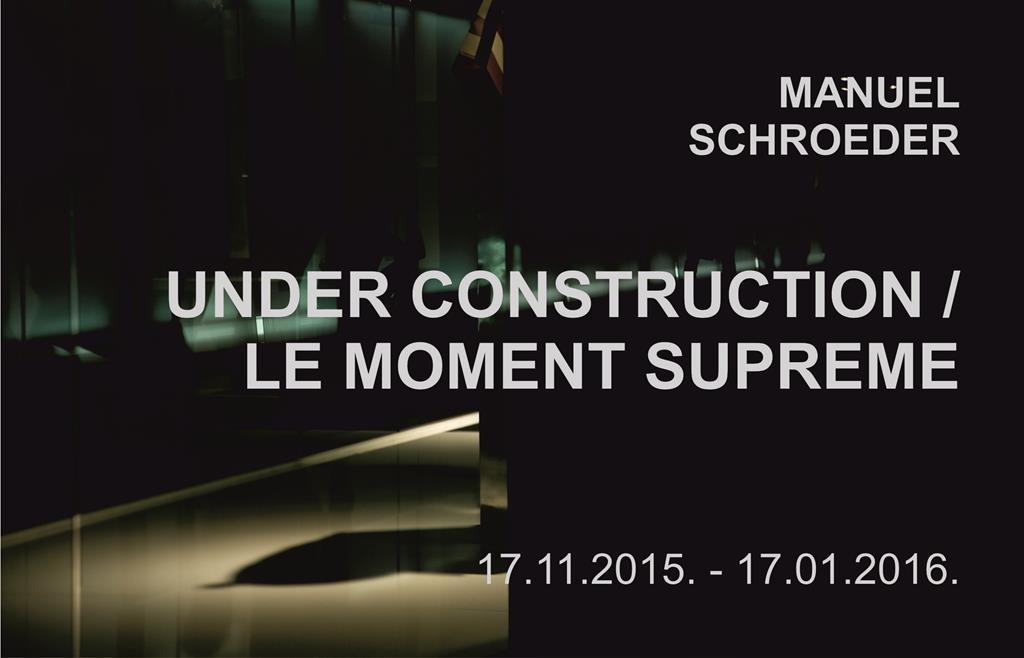 Le moment supreme photography artwork by Manuel Schroeder