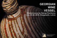 GEORGIAN WINE VESSEL ( July 24-30, 2016)
