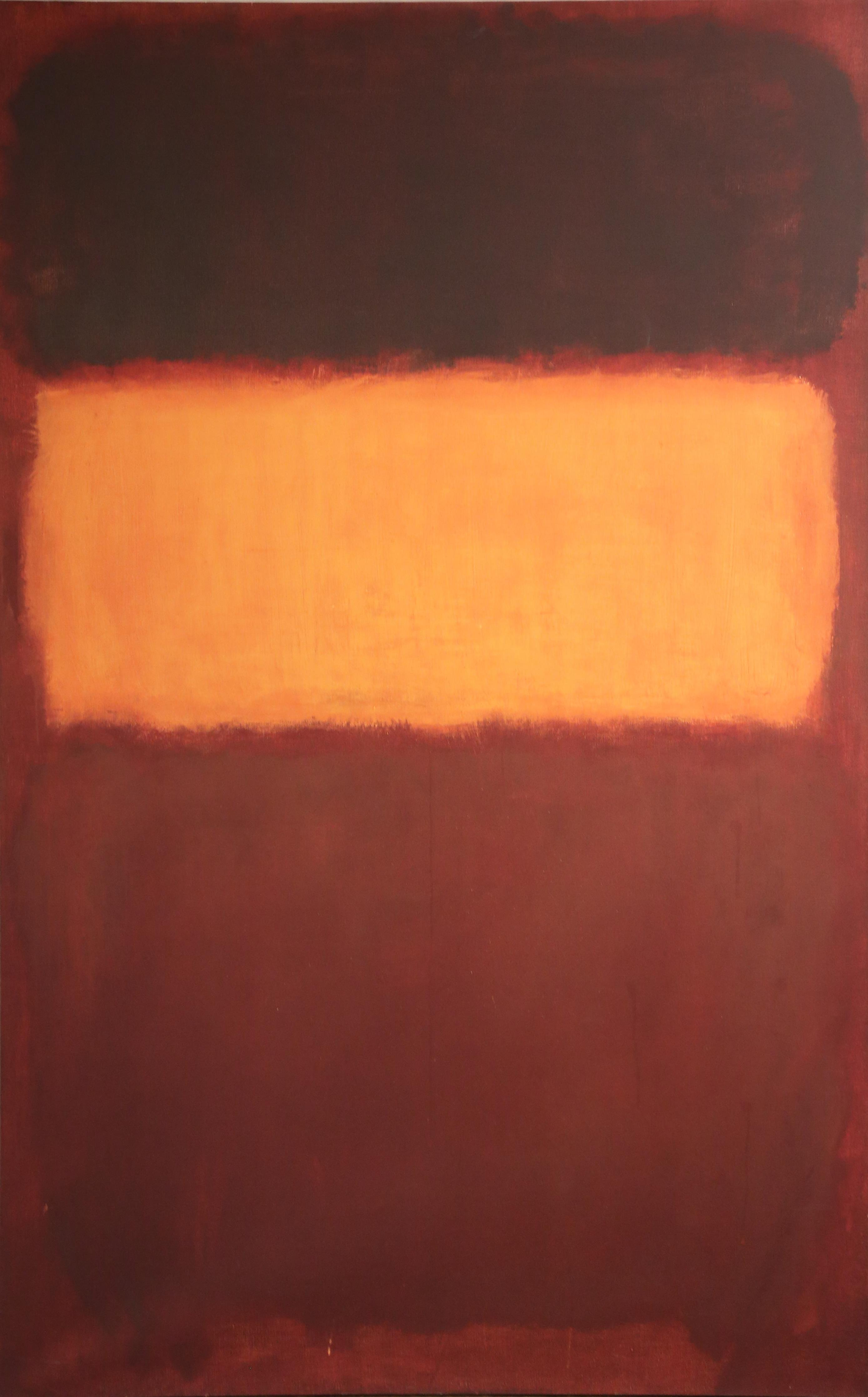 Red Orange Or Yellow Paintings