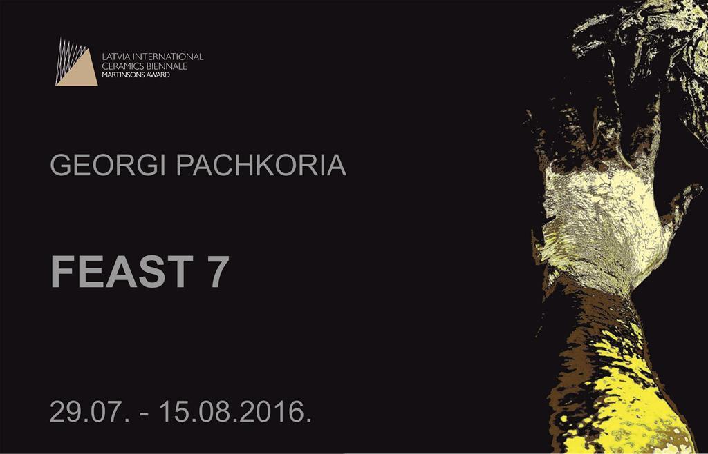 GEORGI PACHKORIA. FEAST 7