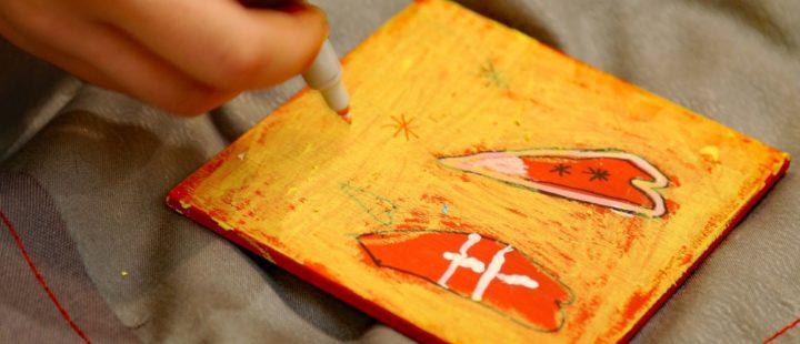 """Bērnu zīmējumu konkurss - izstāde """"Dāvana Markam Rotko"""""""