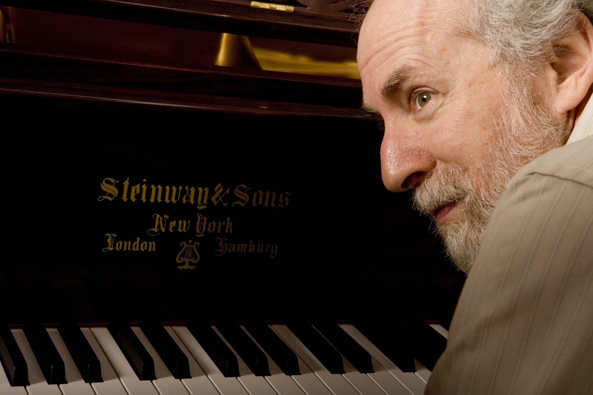 Rotko centrā pasaulslavena pianista solo koncerts