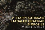 IV International Latgale Graphic Art Symposium