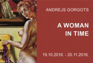 ANDREI GORGOT. A WOMAN IN TIME