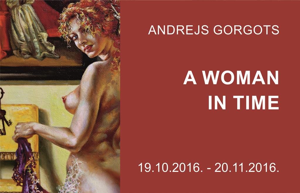 Andrei Gorgot A Woman In Time