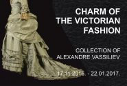 CHARM OF THE VICTORIAN FASHION Collection of Alexandre Vassiliev