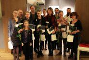 5. Starptautiskā Latgales grafikas simpozija izstādes atklāšana