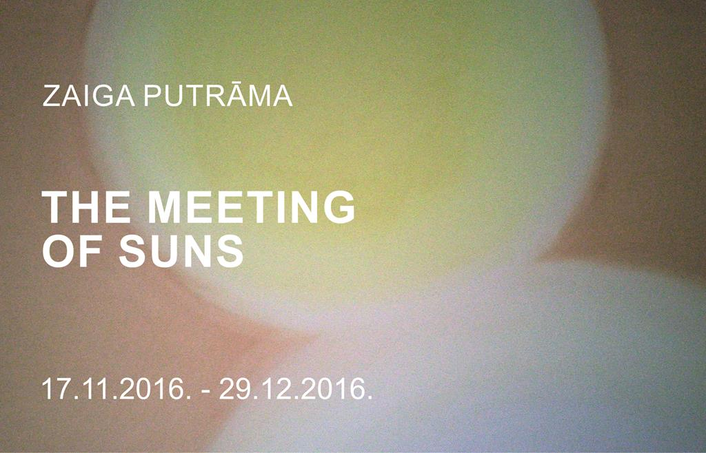 ZAIGA PUTRĀMA. THE MEETING OF SUNS