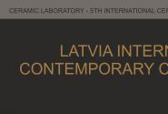 CERAMIC LABORATORY - 5th International Ceramic Art Symposium
