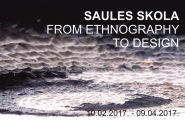 Saules Skola from Ethnography to Design