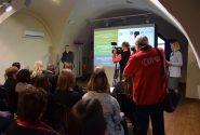 """Pirmā starptautiskā tūrisma kontaktbirža  """"Daugavpils – daudzveidīgs tūrisma galamērķis"""""""