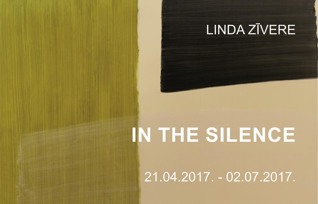 LINDA ZĪVERE  IN THE SILENCE