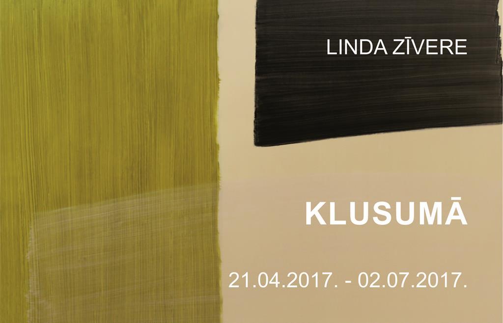 Linda Zīvere KLUSUMĀ