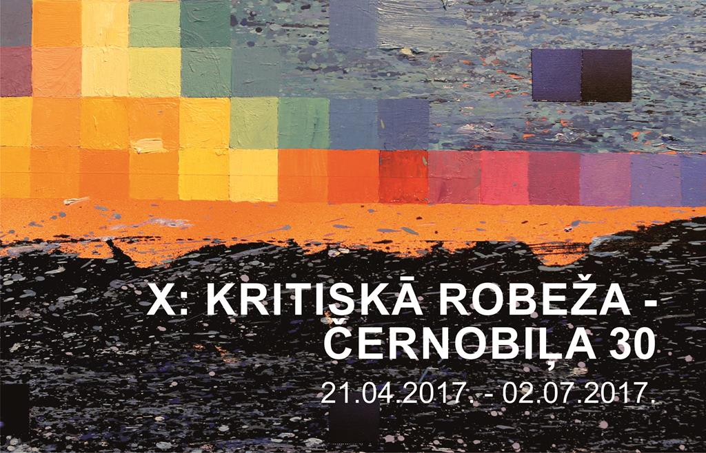 X: Kritiskā robeža – Černobiļa 30