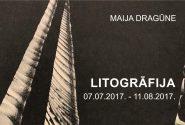 Maija Dragūne LITOGRĀFIJA