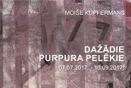 Moiše Kupfermans DAŽĀDIE PURPURA PELĒKIE