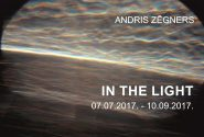 Andris Zēgners IN THE LIGHT