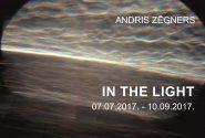 Andris Zēgners IN THE LIGHT