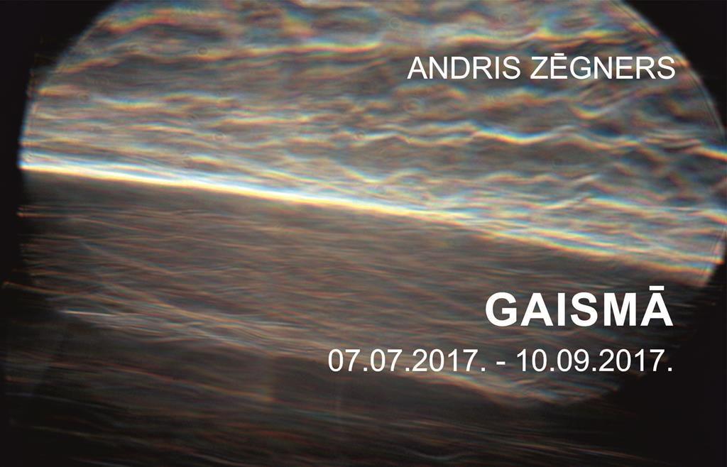Andris Zēgners GAISMĀ title=