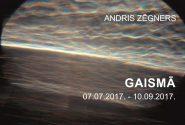 Andris Zēgners GAISMĀ
