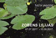 Iveta Vaivode ZOBENS LILIJAS