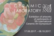 5th International Ceramic Art Symposium  CERAMIC LABORATORY