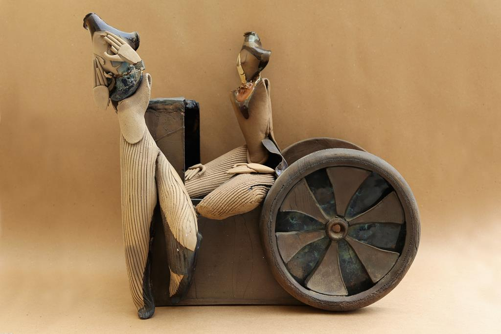 Открытие сразу двух новых выставок современной керамики в Арт-центре им.Марка Ротко
