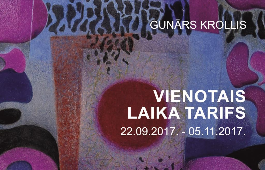 GUNĀRS KROLLIS. VIENOTAIS LAIKA TARIFS