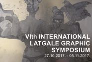 VI th international Latgale Graphic Symposium