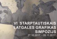 VI Starptautiskais Latgales grafikas simpozijs