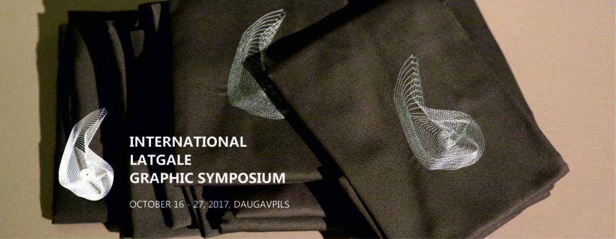 6-й Международный симпозиум графики Латгалии в Даугавпилсе