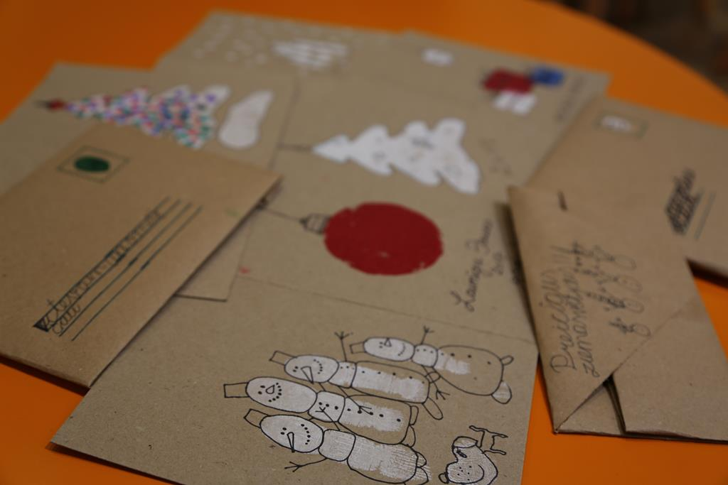 Творческая мастерская по изготовлению поздравительных и подарочных открыток
