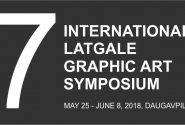 7TH INTERNATIONAL LATGALE GRAPHIC ART SYMPOSIUM
