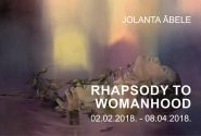 Rhapsody to Womanhood
